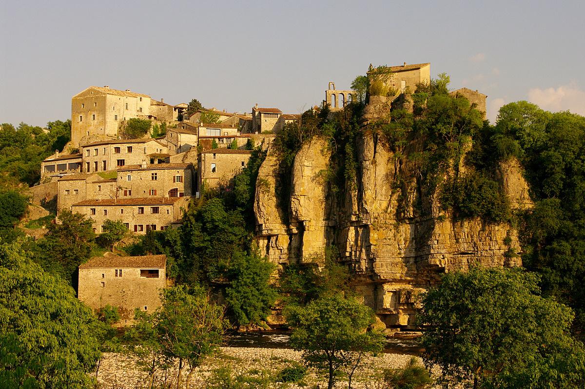 Balazuc Ardèche