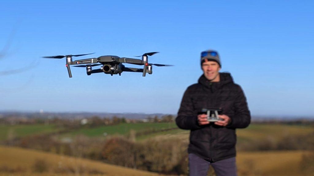 Marc Pilote de Drone