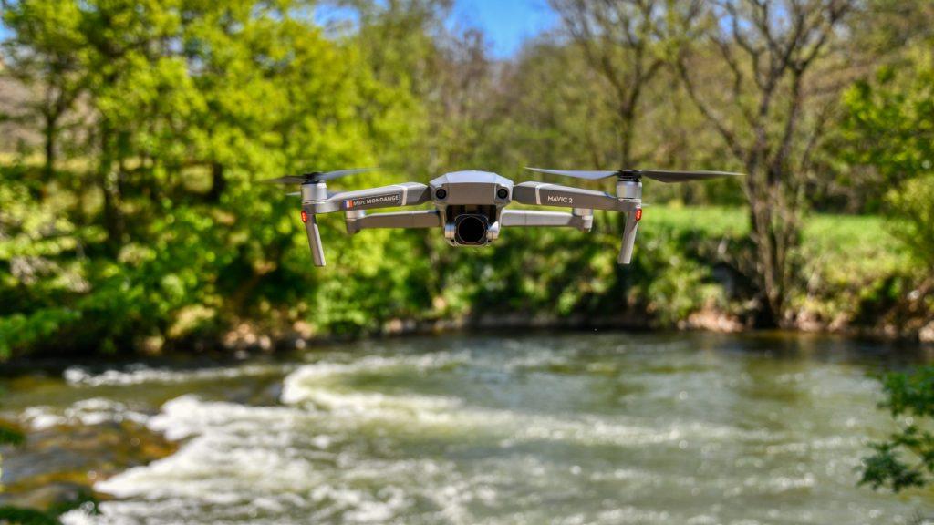 Drone en inspection